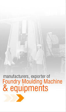 Foundry Moulding Machine